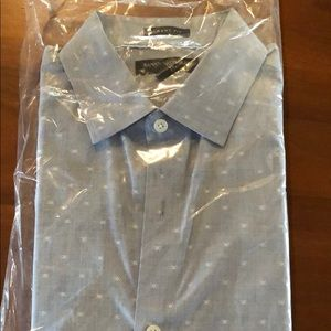 Banana Republic Grant  fit shirt - non-iron